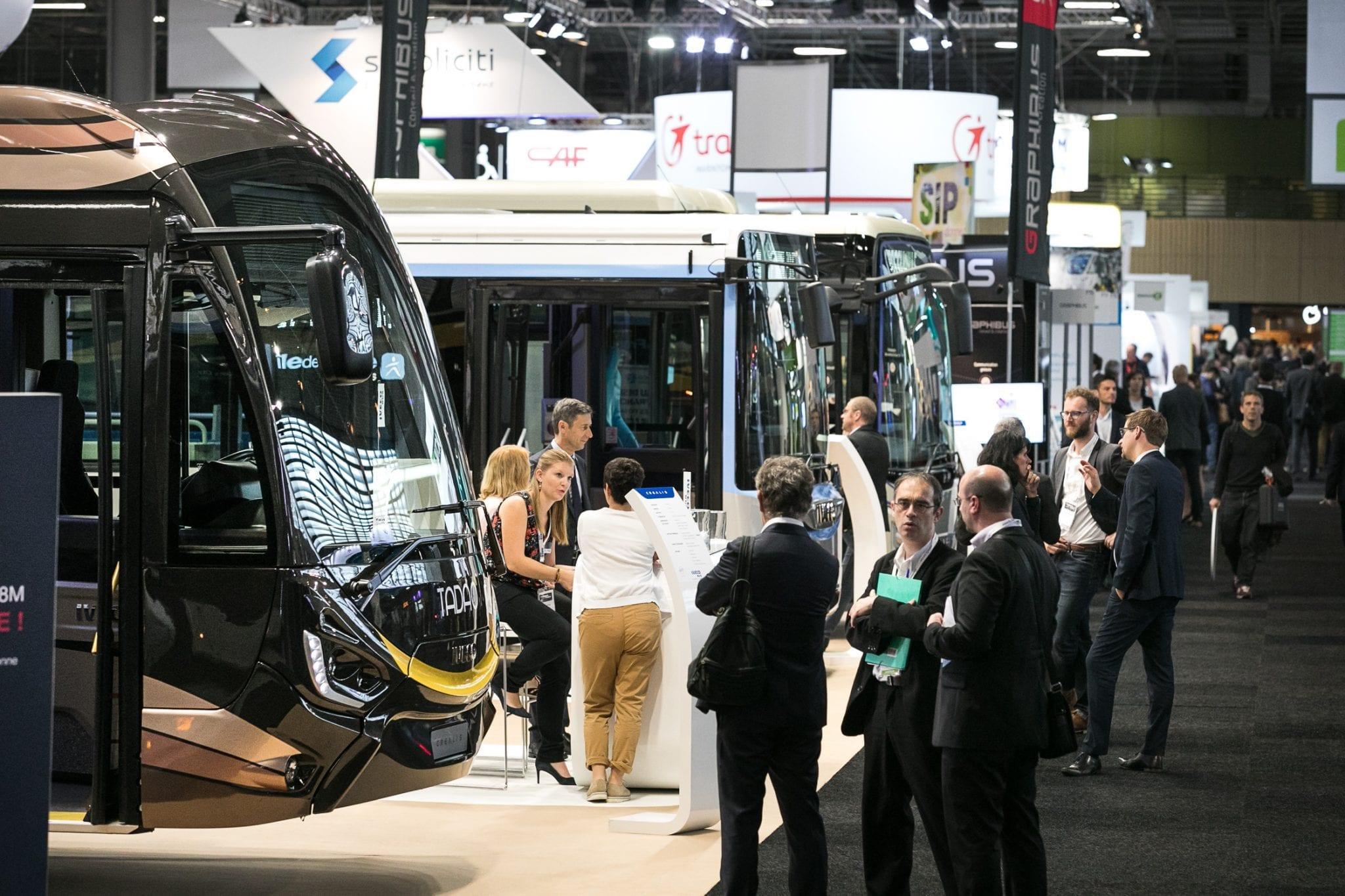 Rencontres nationales du transport public 2021