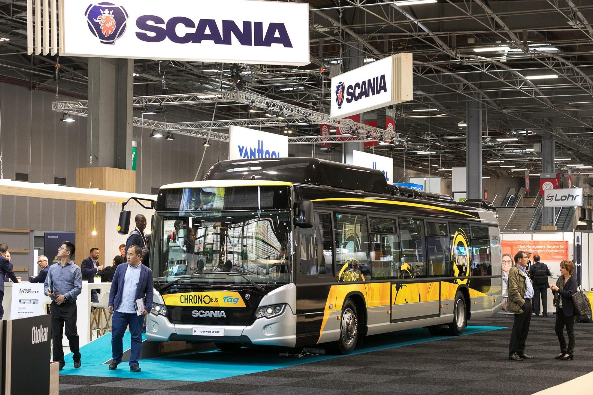 Rencontres nationales du transport public